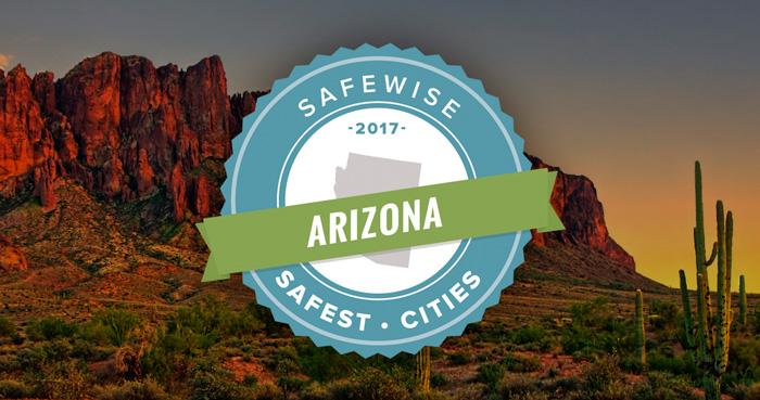 SafeWise Arizona 2017