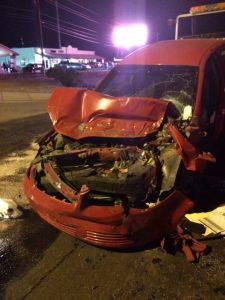 Vehicle Collision