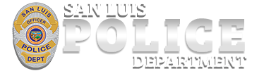 San Luis Police Logo